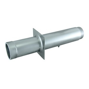 "Wall conduit 1,5"" 250 mm for tiled pools, AISI-316L"