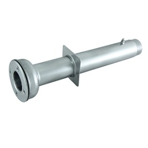 "Wall conduit 1,5"" 350 mm for liner pools AISI-304"