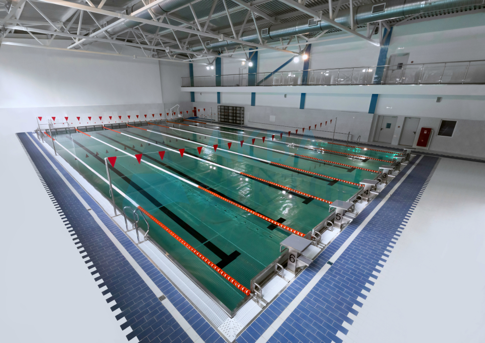 Public Stainless Swimming Pools Costraction