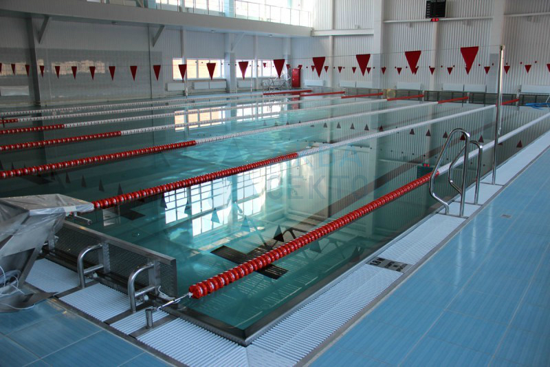 Sport swimming pool 25х16